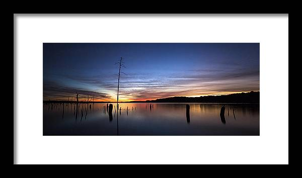 Attanasioimagery Framed Print featuring the photograph New Beginnings by Michael Attanasio