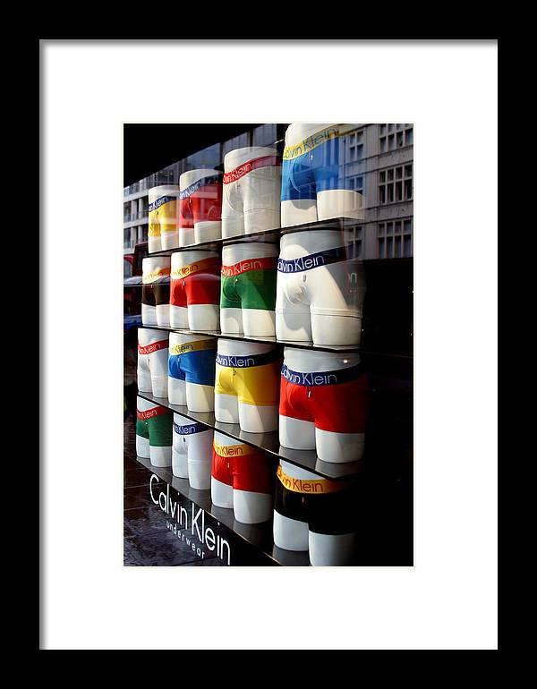 Jez C Self Framed Print featuring the photograph New Pantshire by Jez C Self