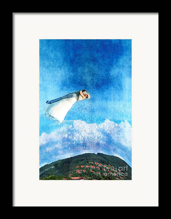 Wedding Framed Print featuring the photograph New Way by Zygmunt Kozimor