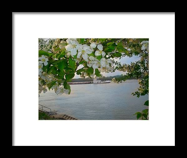Fairy Framed Print featuring the photograph Newburg Indiana by Niioko Landers