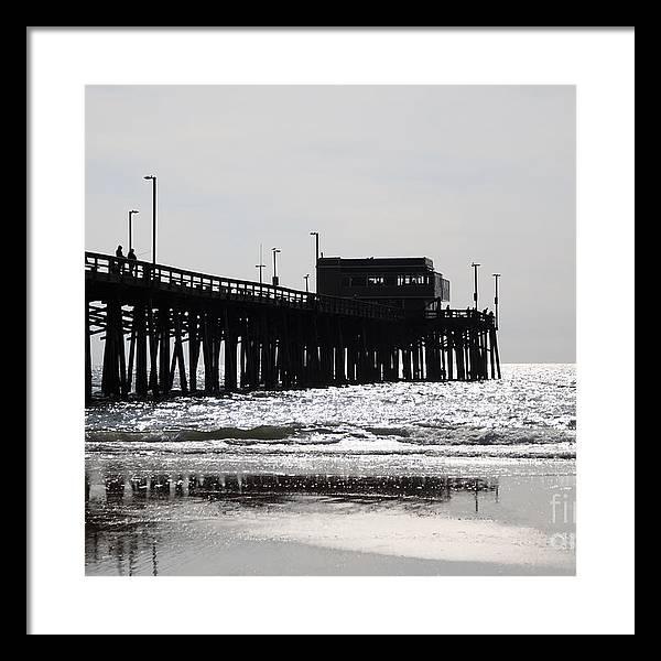 Newport Pier by Paul Velgos