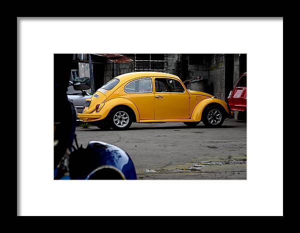 Jez C Self Framed Print featuring the photograph Next In Line by Jez C Self