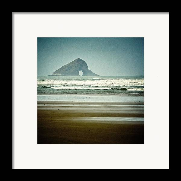 Seascape Framed Print featuring the photograph Ninety Mile Beach by Dave Bowman