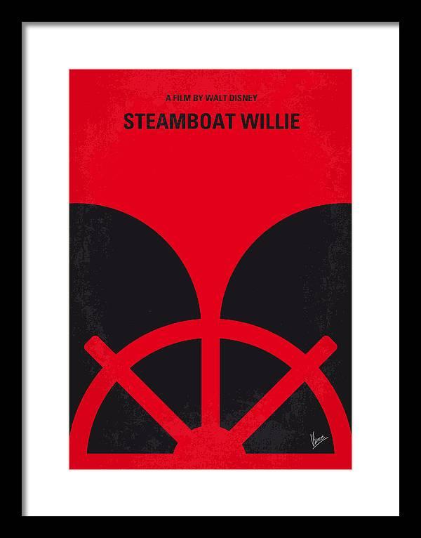 Steamboat Willie Framed Art Prints Fine Art America