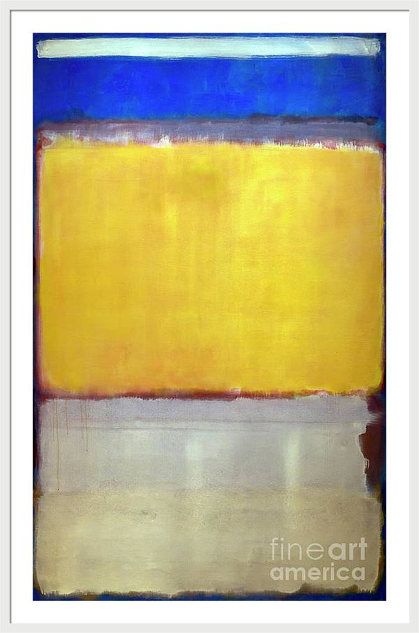 No.10, 1950 by Mark Rothko