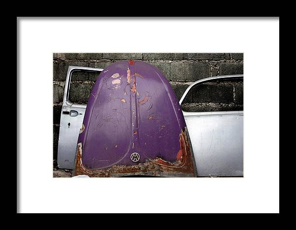 Jez C Self Framed Print featuring the photograph Not Quite A Match by Jez C Self