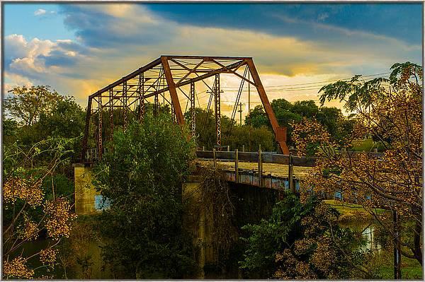Old Airport Bridge by Jon Rockwood