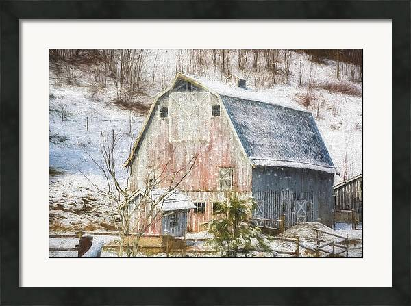Old Fashioned Values - Country Art by Jordan Blackstone