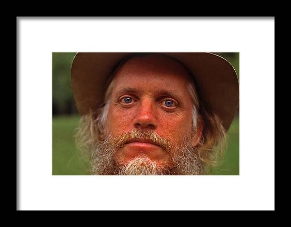 Tennessee Framed Print featuring the photograph Old Geezer - 1 by Randy Muir