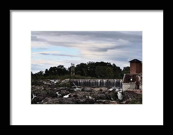 Mill House Framed Print featuring the photograph Old Mill House by Jessica Brent