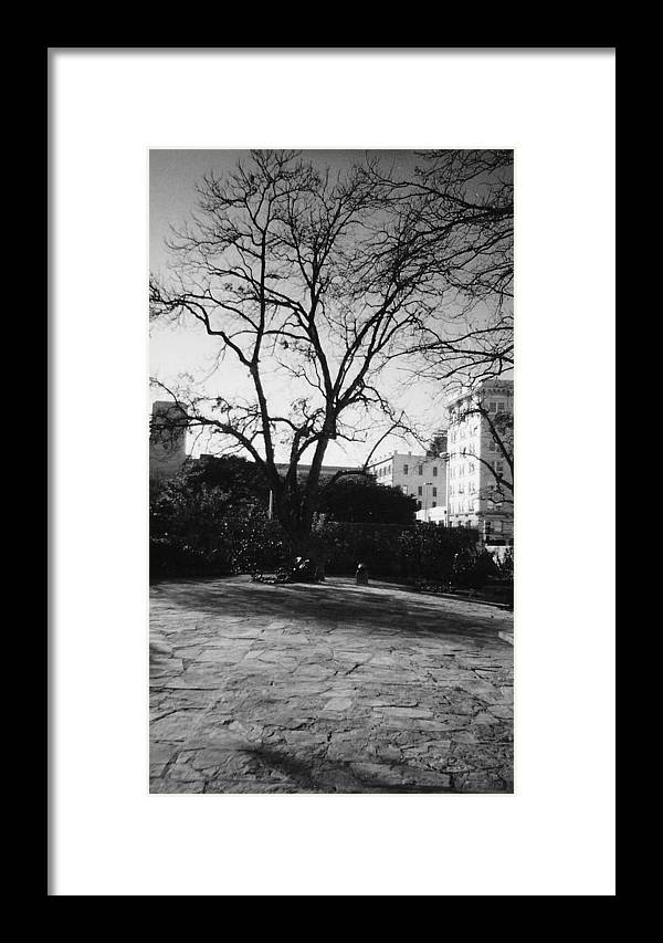 Town Framed Print featuring the photograph Old Towne by Pharris Art