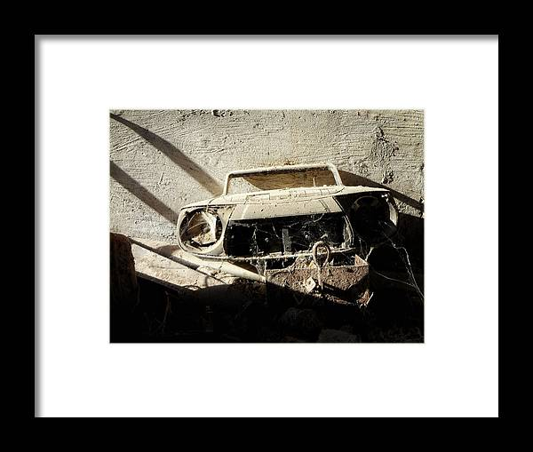 Old Framed Print featuring the digital art Old Tunes by Lalo Mirante