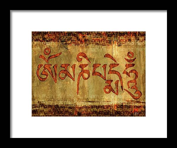Om Mani Padme Hum by Peter Cutler