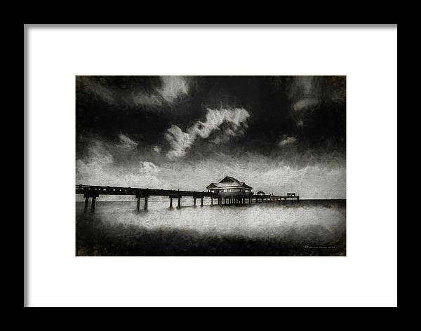 Marvin Saptes Framed Print featuring the photograph On Any Summer Day by Marvin Spates