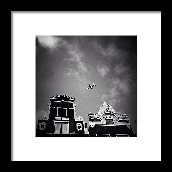 Instameetams2013 Framed Print featuring the photograph On The Move #instameetams13 by Robbert Ter Weijden