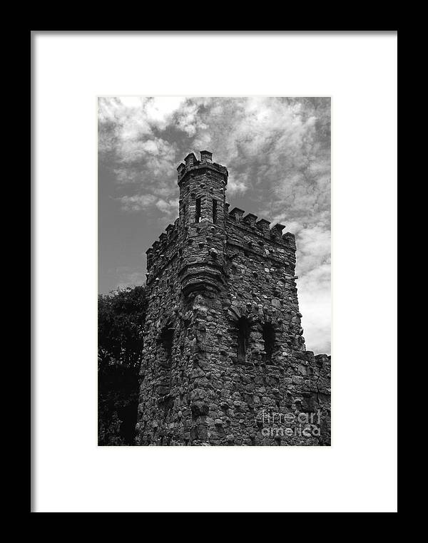 Castle Framed Print featuring the photograph Once Upon A Time by Richard Rizzo