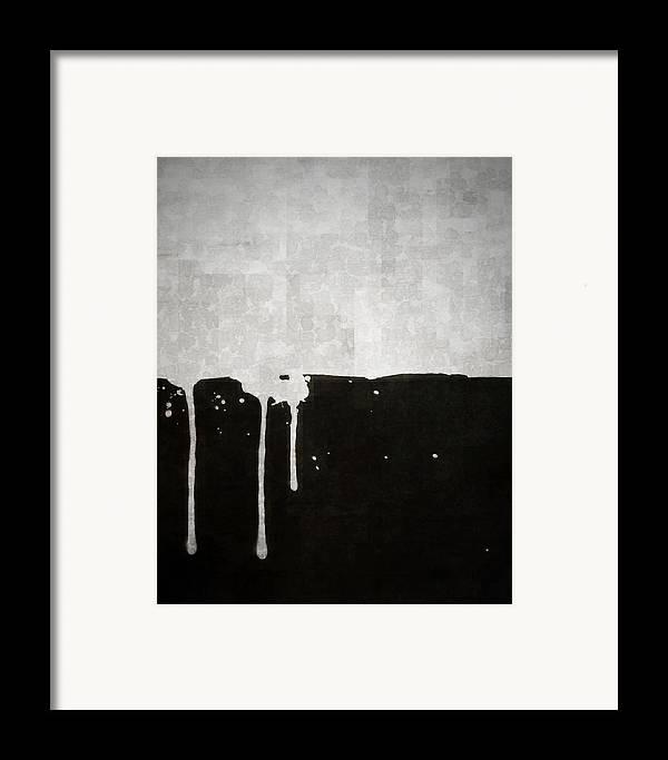 Brett Framed Print featuring the digital art Origin by Brett Pfister