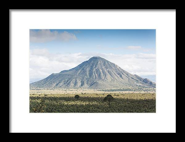 Cantona Framed Print featuring the photograph Orizaba by Kevin Hayden
