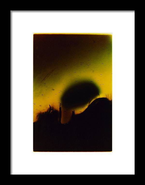 Abstract Framed Print featuring the photograph Ormand by David Rivas