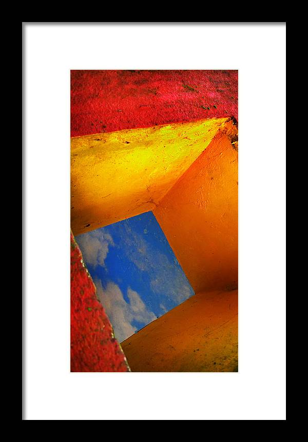 Skip Hunt Framed Print featuring the photograph Over The Rainbow by Skip Hunt