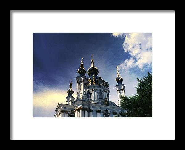 Church Framed Print featuring the photograph Palace by Wes Shinn