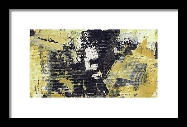 Pandora\'s Box - Contemporary Abstract Wall Art Painting Framed Print ...