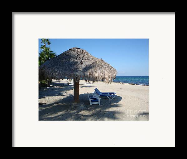 Paradise Framed Print featuring the photograph Paradise by PJ Cloud