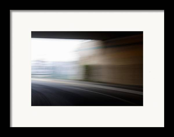 Change Framed Print featuring the photograph Passage To Light by Brad Rickerby