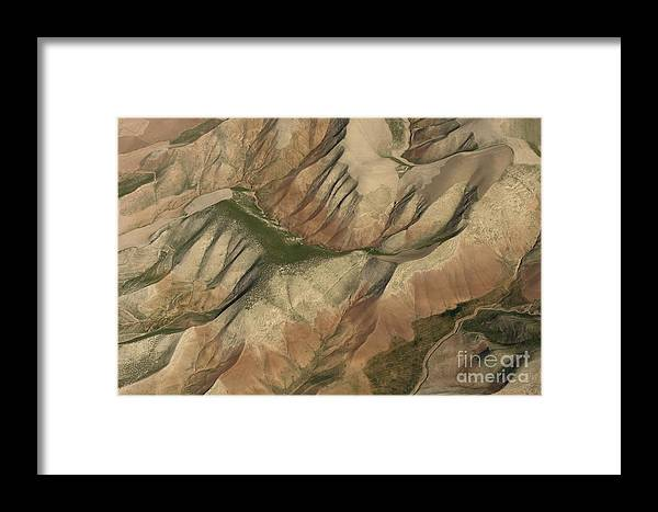 Pasture Framed Print featuring the photograph Pastures And Valleys by Tim Grams