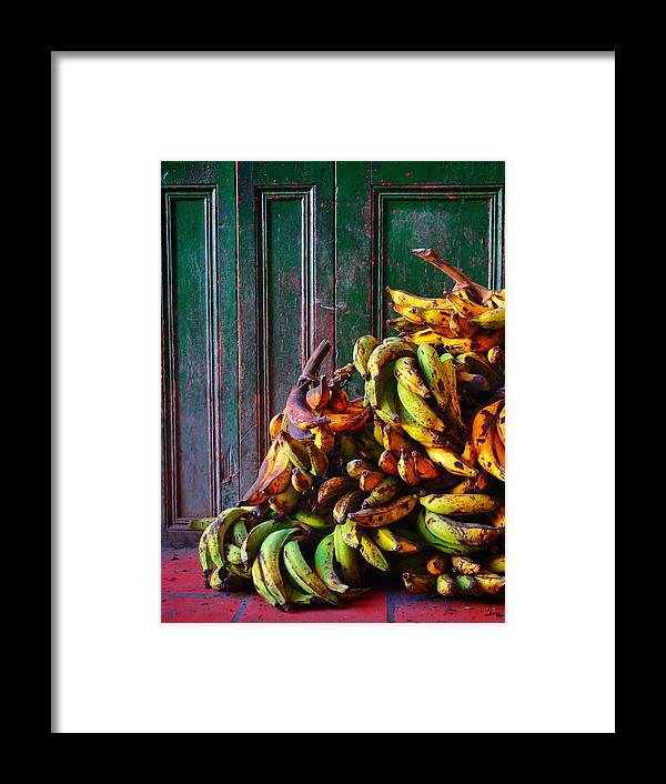 Patacon Framed Print featuring the photograph Patacon by Skip Hunt