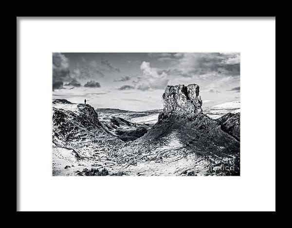 Kremsdorf Framed Print featuring the photograph Peak Of Imagination by Evelina Kremsdorf