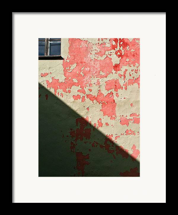 Window Framed Print featuring the photograph Perpetual Youth by Vadim Grabbe