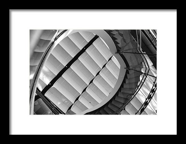 Circle Framed Print featuring the photograph Perspective by Caroline Clark