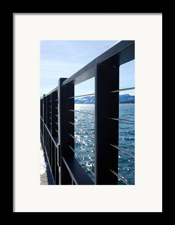 Photography Framed Print featuring the photograph Perspective by Heather S Huston