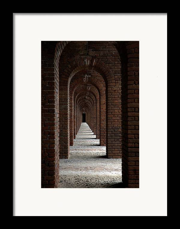 Photography Framed Print featuring the photograph Perspectives by Susanne Van Hulst