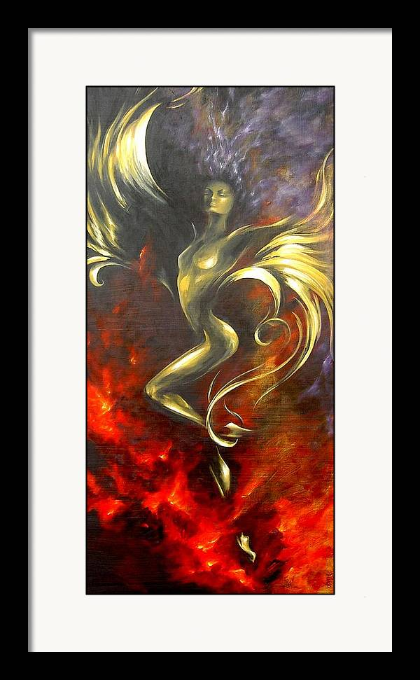 Phoenix by Dina Dargo
