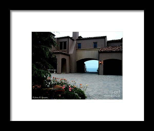 Malibu Framed Print featuring the photograph Piece Of Heaven by Jason R Hampton