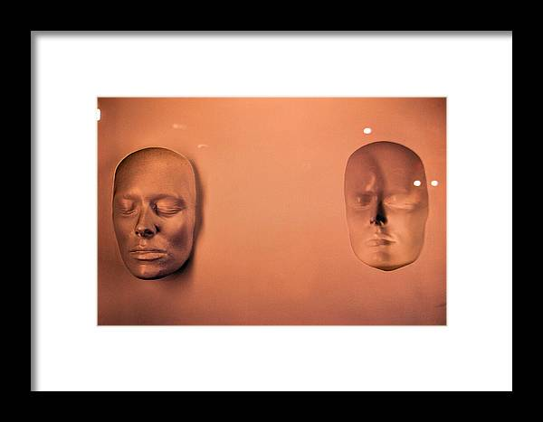 Jez C Self Framed Print featuring the photograph Pink Faders by Jez C Self