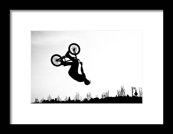 People Framed Print featuring the photograph Playful by Vlad Gayraud