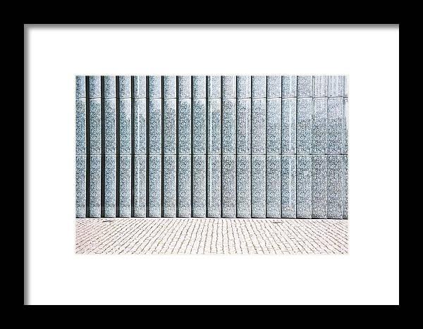 e260da9e75f5af Polin Framed Print by Massimo Usai