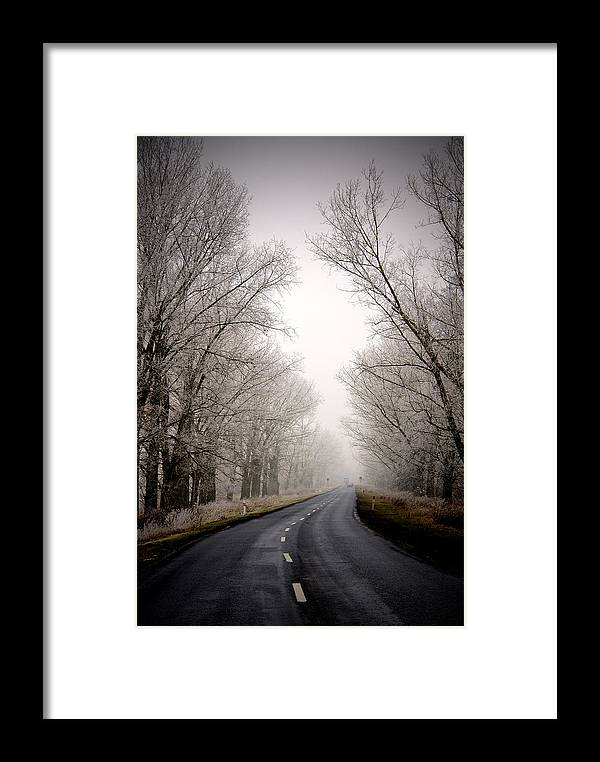 Poland Framed Print featuring the photograph Polish Countryside by Michael Simeone