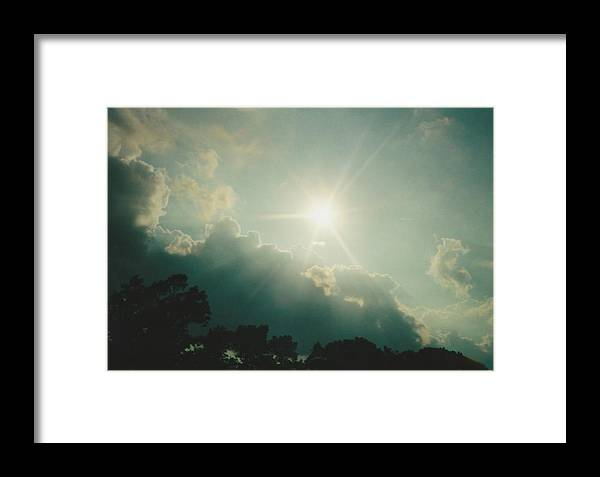 Landscape Framed Print featuring the photograph Portage Wisconsin by Gene Linder