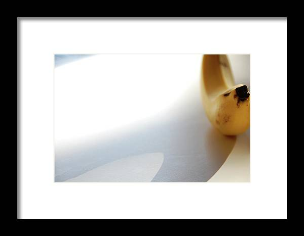 Food Framed Print featuring the photograph Potassium by Marcus L Wise