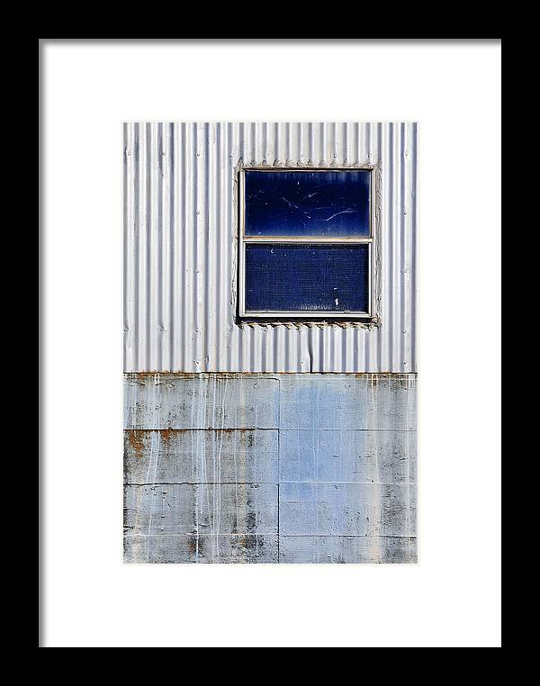 Skip Hunt Framed Print featuring the photograph Powder Blu by Skip Hunt