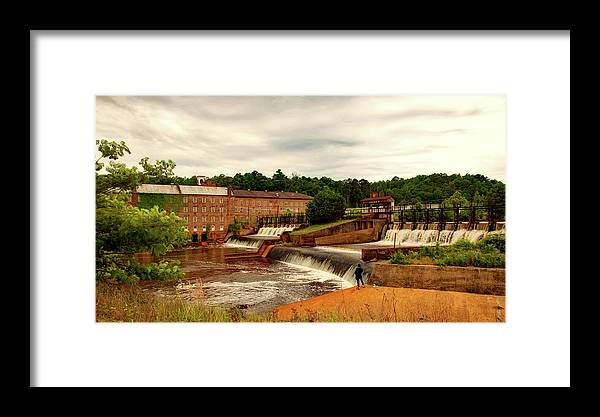 Prattville Framed Print featuring the photograph Prattville Alabama by Mountain Dreams