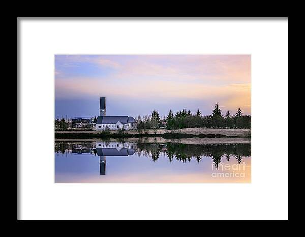 Kremsdorf Framed Print featuring the photograph Prelude To Silence by Evelina Kremsdorf