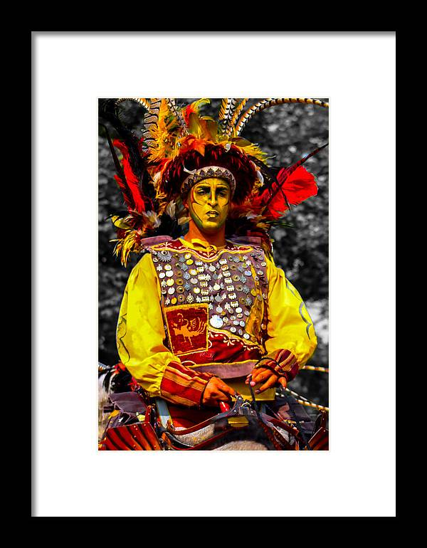 Puppeteer Framed Print featuring the photograph Puppeteer by Ramabhadran Thirupattur