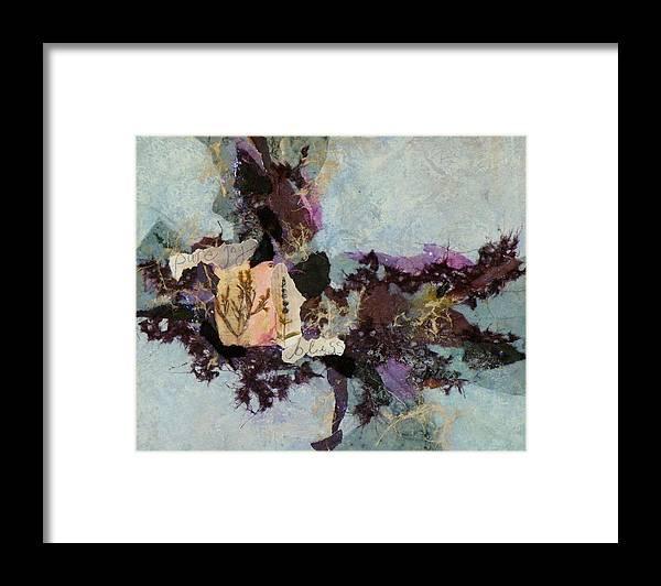 Mixed Media Framed Print featuring the painting Pure Joy by Tara Milliken