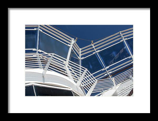 Queen Elizabeth Structure Framed Print featuring the photograph Queen Elizabeth Structure by Sheila Smart Fine Art Photography