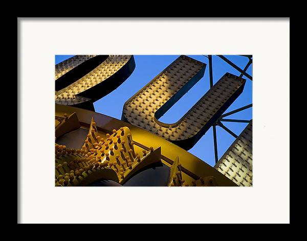 Architecture Framed Print featuring the photograph Queen Of Hearts by Skip Hunt